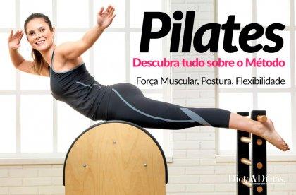 Benefícios do Pilates, Saiba Tudo Sobre este Exercício, Deixe seu Abdômen Definido e Melhore sua Postura