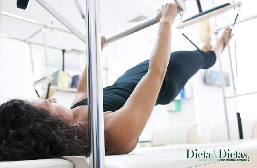 Benefícios que o pilates pode trazer para a sua saúde