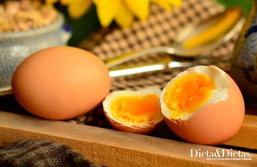 Dieta do Ovo para Emagrecer