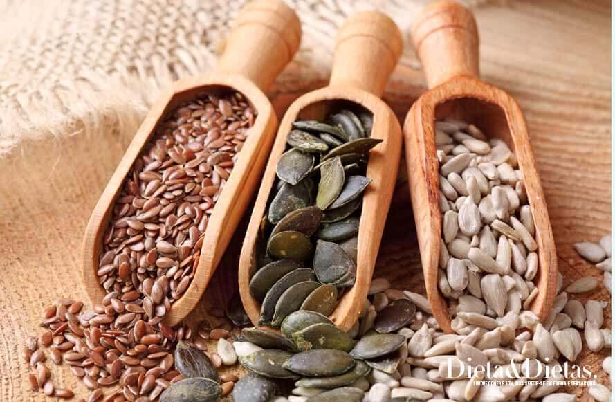 Grãos e Sementes que Ajudam a Emagrecer e Turbinam sua Dieta