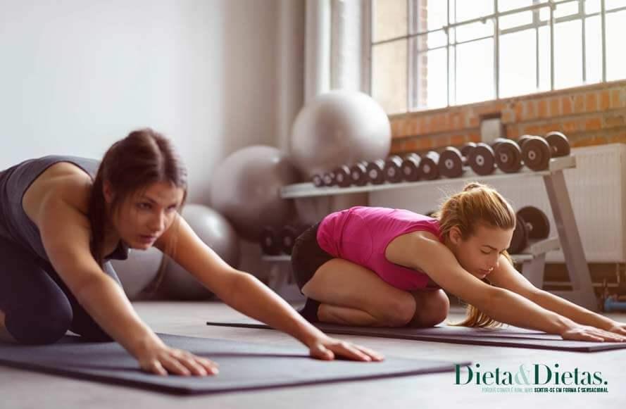 Fortaleça Seu corpo e afine a silhueta com Exercícios de Pilates