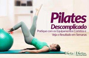 Pilates em Casa, Pratique e Veja os Resultados em Semanas