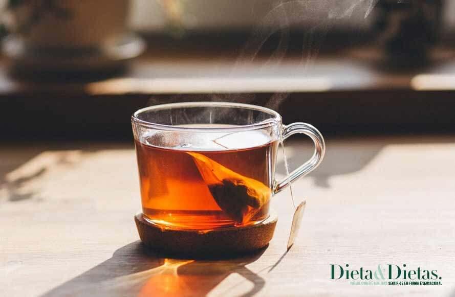 Os chás são ótimos para a saúde do seu organismo