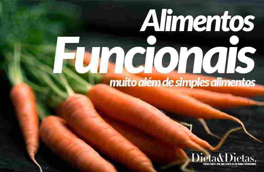 Alimentos Funcionais veja tudo Sobre o que são e Como Utiliza-los a seu Favor