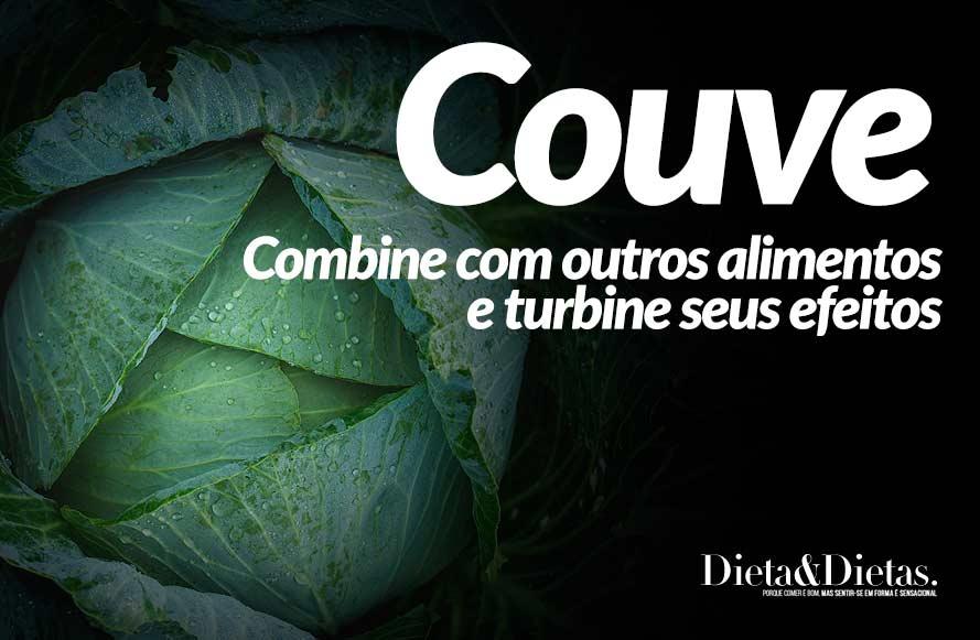Turbine os Benefícios da Couve com Outros Alimentos e Vitaminas Combinadas