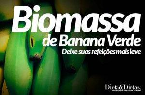 Biomassa da Banana Verde, Veja como Fazer, Utilizar e Todos seus Benefícios