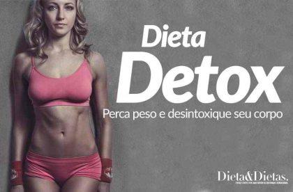 Dieta Detox seu Guia Definitivo para emagrecer de vez em 3 Semanas