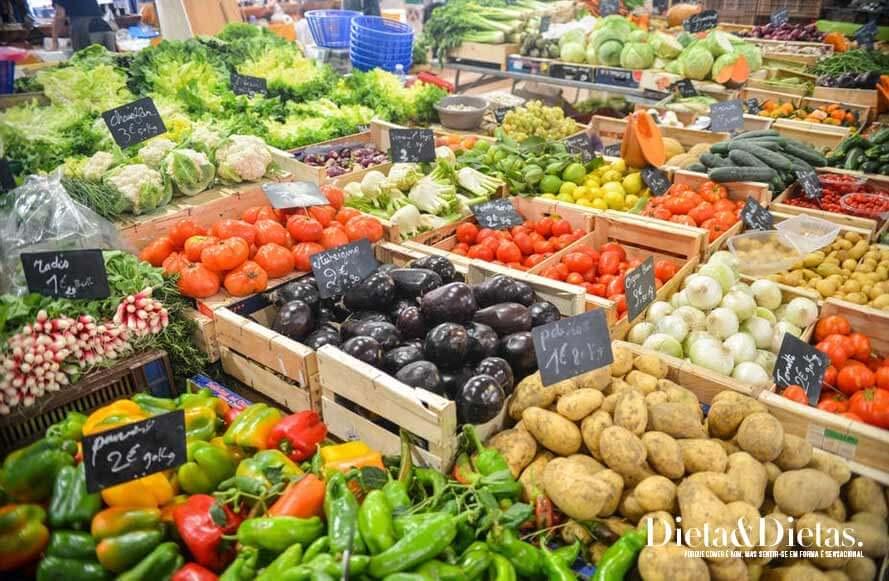 alimentos mais poderosos para a sua dieta