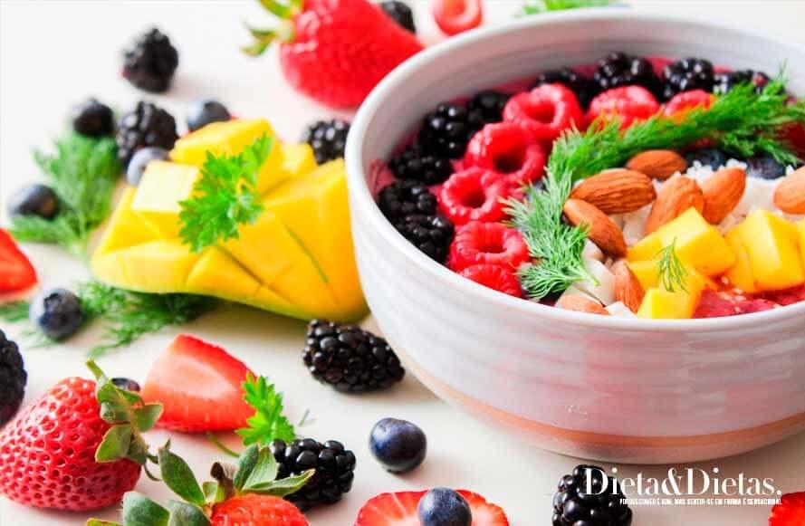 Cardápio da Dieta do Mediterrâneo para 3 dias