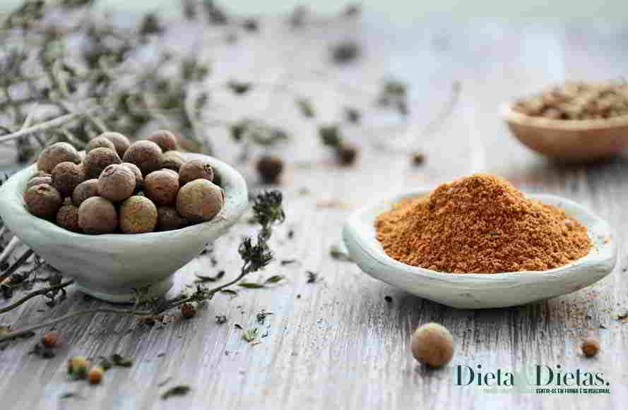 Conheça 4 temperos funcionais para adicionar a sua dieta