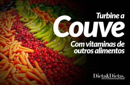 Benefícios da Couve combinada com Outros Alimentos