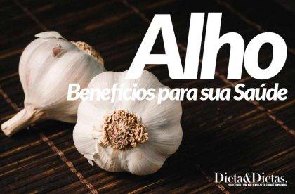 Veja os Benefícios do Alho e oque ele pode fazer por sua Saúde
