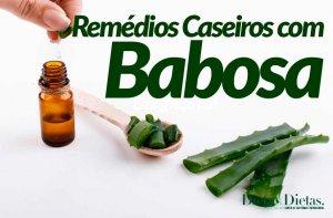 Remédio com Babosa Caseiro, Veja 12 Receitas Simples para turbinar sua saúde