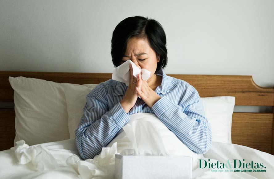Suco de babosa contra gripe