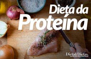 Dieta da Proteína, Diminua as Calorias e Perca peso Rapidamente com esta Dieta Rápida