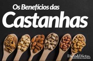Repleta de Nutrientes, Veja as Castanhas que podem Melhorar a sua Saúde