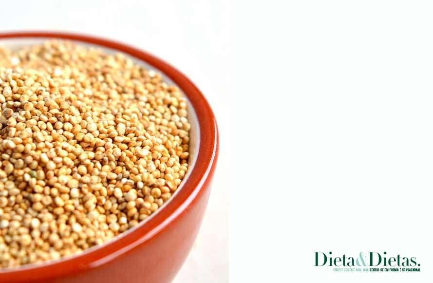 proteína da quinoa
