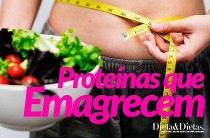Proteínas que Emagrecem