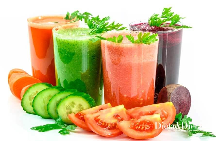 receita de Sucos Desintoxicantes que Queimam Gorduras Rapidamente