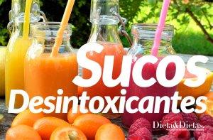 Sucos Desintoxicantes que Queimam Gorduras