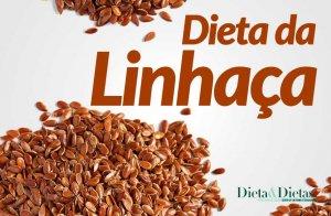 Dieta da Linhaça, Acabe com a gordura em Poucos Dias