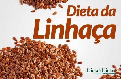 Dieta da Linhaça, Perca até 3kg em 1 Semana