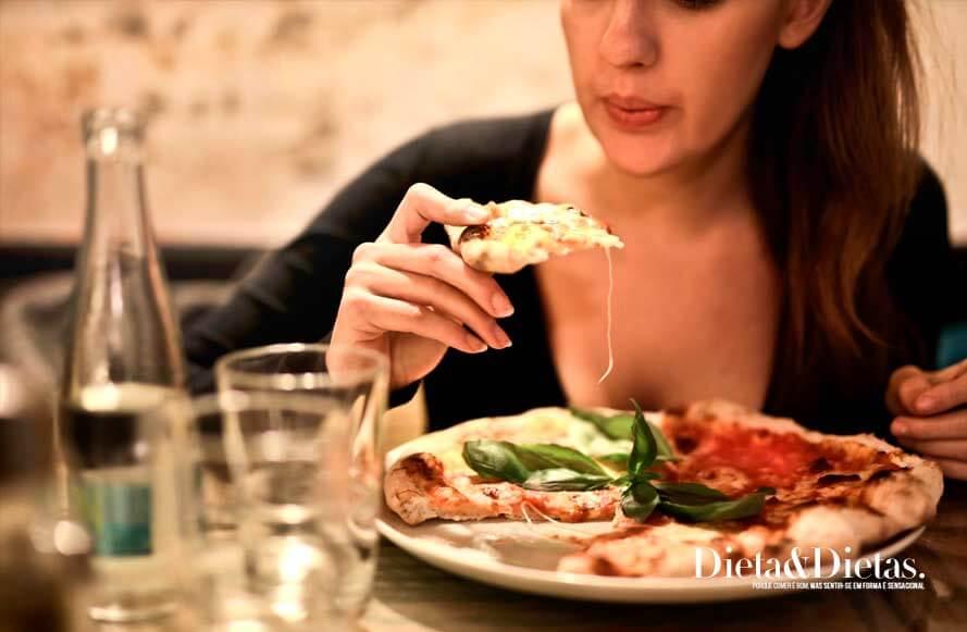 Se controle para não ter compulsão alimentar