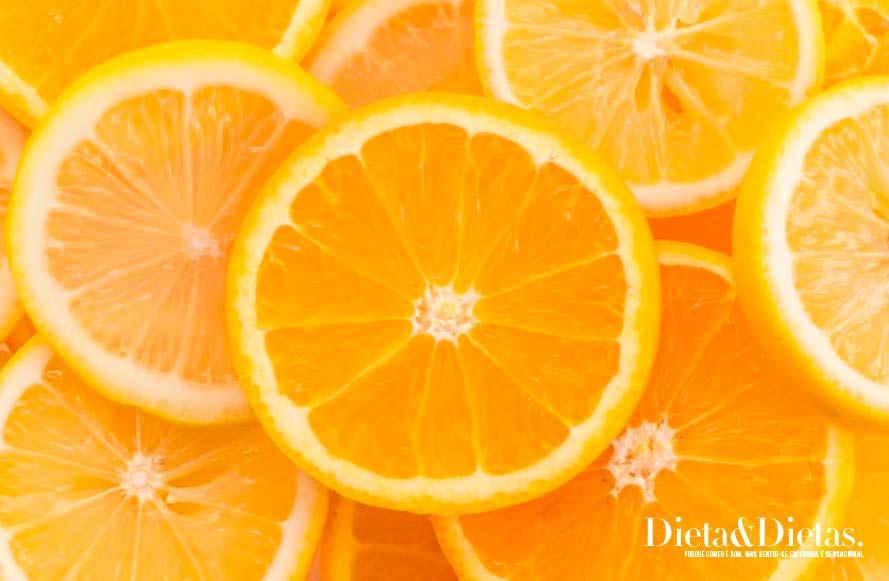 laranja - inibidor de apetite