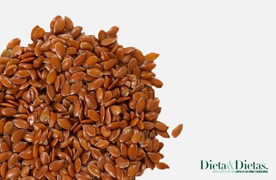 Veja 5 dicas de porque você deve adicionar a semente de linhaça em suas refeições
