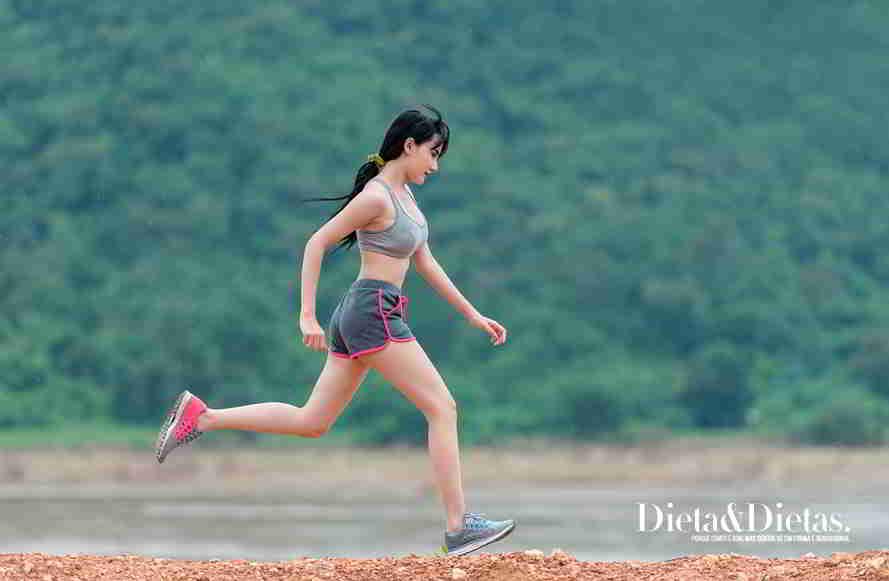 Intensifique as atividades físicas
