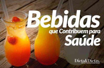 Água, Chá, Sucos e Infusão de de Ervas, Veja as Bebidas que Contribuem para a Saúde