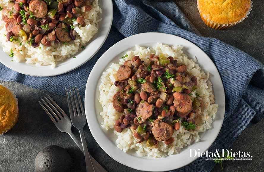 arroz e feijão - Alimentos Ricos em Nutrientes e Vitaminas