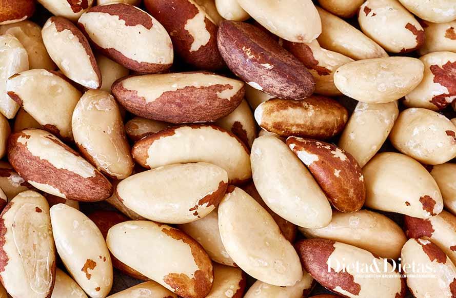 castanha do pará - Alimentos Ricos em Nutrientes e Vitaminas