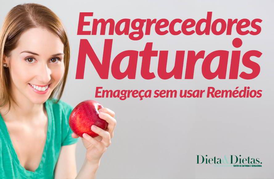 +43 Emagrecedores Naturais, Emagreça sem usar Remédios