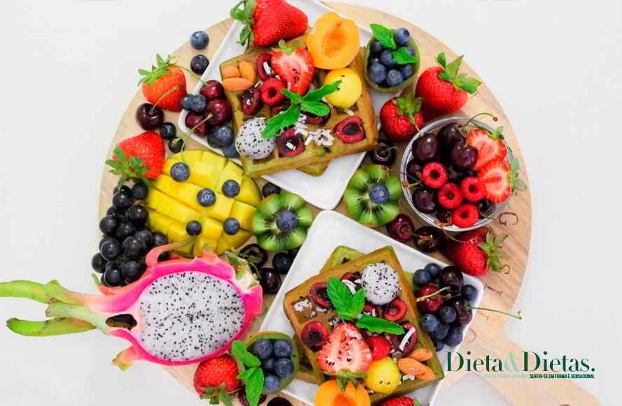 Emagrecedores Naturais - Frutas