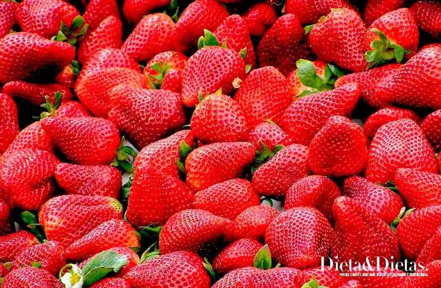 morango Frutas vermelhas