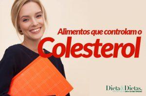 8 Alimentos que Controlam o Colesterol