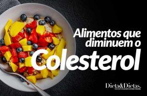10 Alimentos que Acabam com o Colesterol