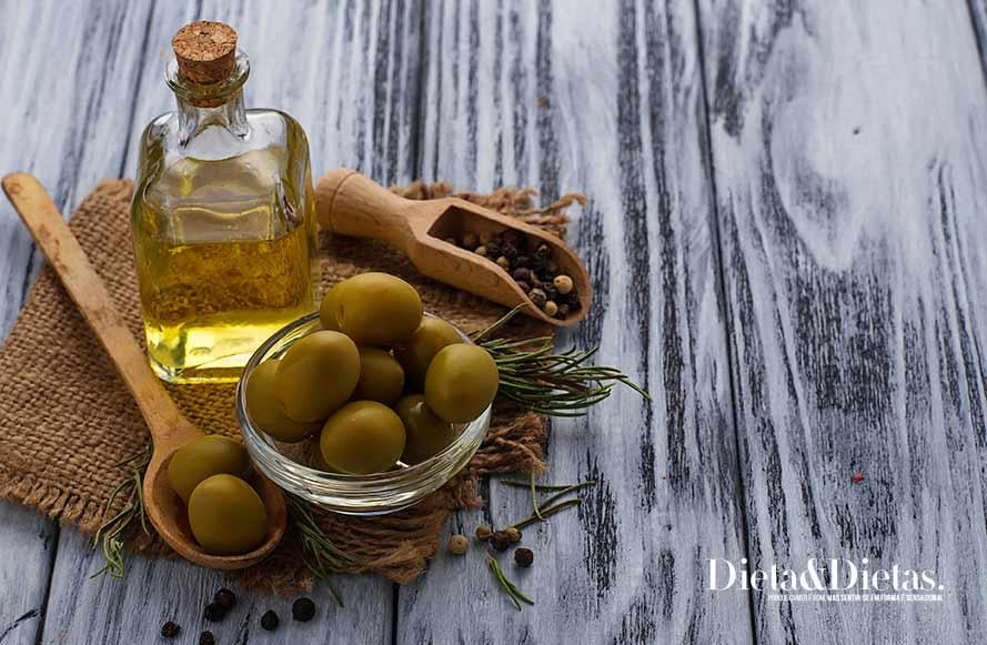 Azeite de oliva contra o colesterol