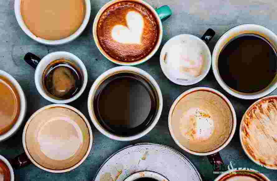 Cafeína - alimentos que causam dor de cabeça, enxaqueca e cefaleia