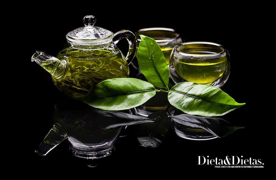 Chá verde contra o colesterol