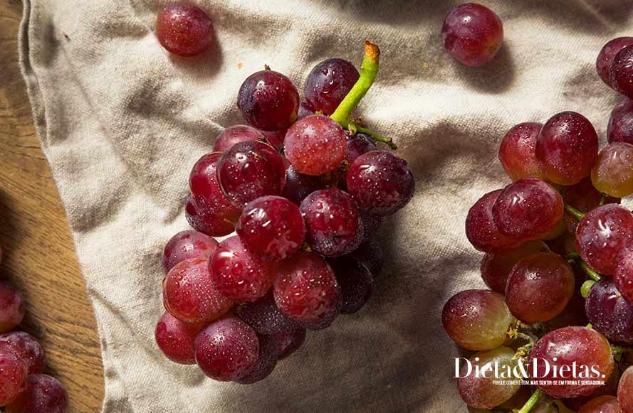 Uva contra o colesterol