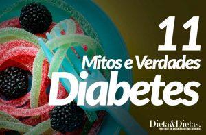 11 Mitos e Verdades sobre a Diabetes