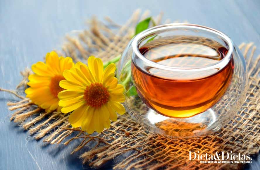 Chás e ervas que aliviam o diabetes