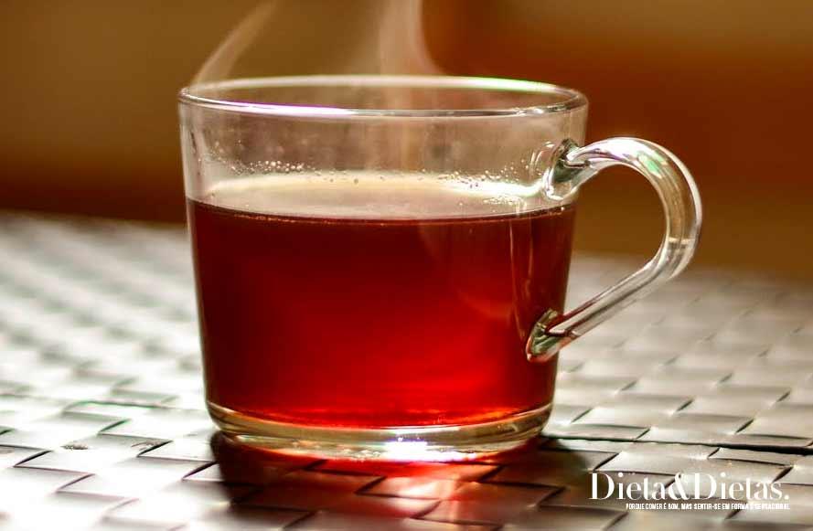 eceita de chás que aliviam o diabetes