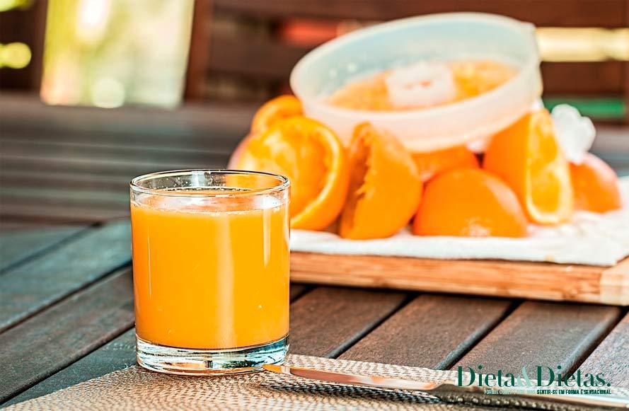 Suco Detox Contra Gripe, Acabe com o Resfriado Rapidamente
