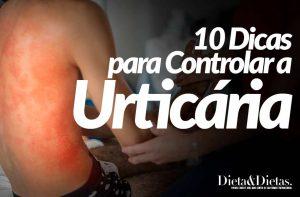Urticária – 10 Dicas para Controlar a Comichão