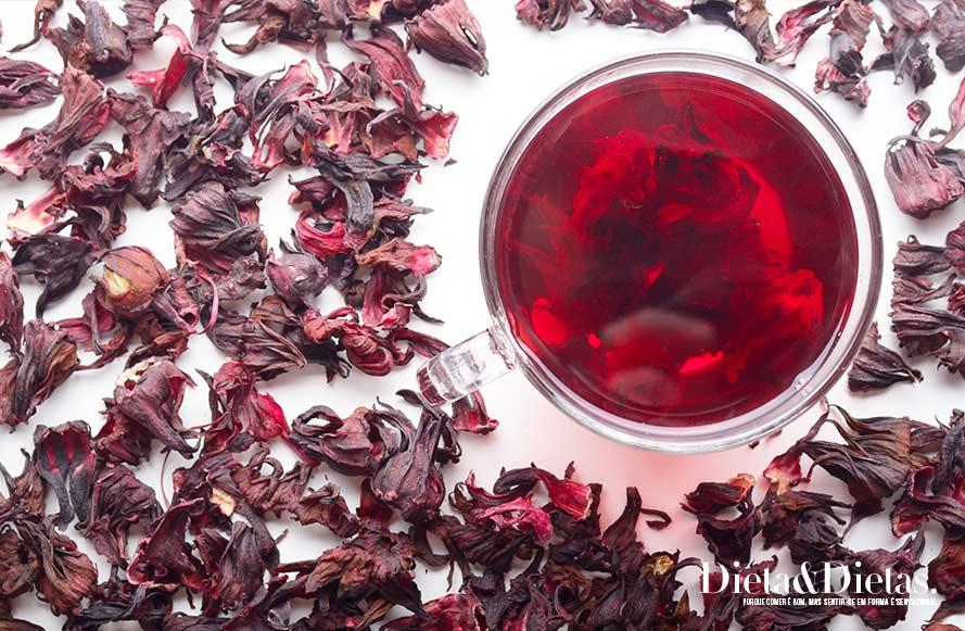 Como tomar o chá de hibisco?