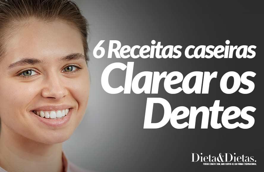 Clareie os Dentes com estas 6 Receitas Caseiras com Bicarbonato de Sódio