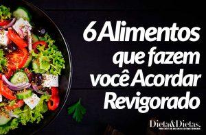 6 Alimentos que Fazem Você Acordar Totalmente Descansado